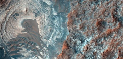 Distanza Marte Terra?